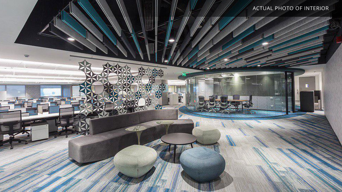 e-novation Centre, SPR, Gurugram -Welcome Lounge - Waiting Area - First Floor